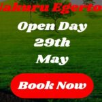 Do not miss out on our grand open day in Nakuru Egerton!